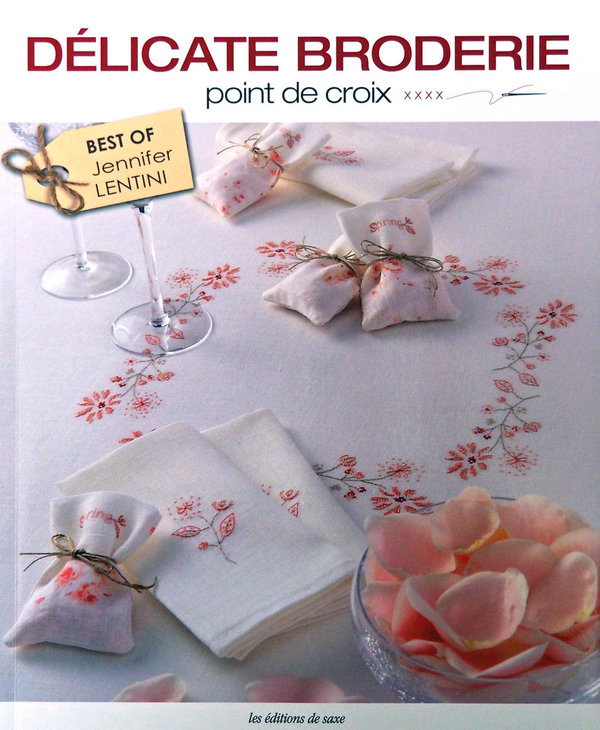 Delicate Broderie